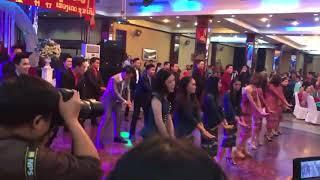 Nhảy Matteo - Panama tại đám cưới Lào