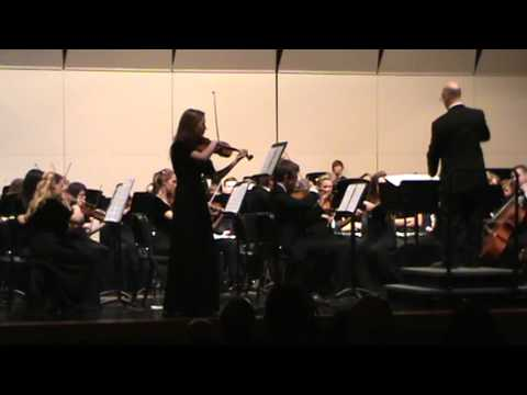 Schindler's List Theme by Floyd Central High School Orchestra