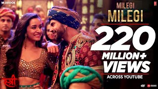 Milegi Milegi Video Song   STREE   Mika Singh  Sac