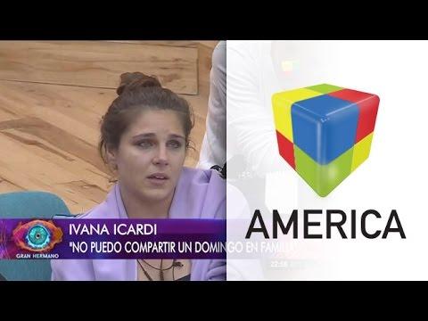 Ivana Icardi, emocionada hasta las lágrimas: Mi vida tampoco fue tan fácil