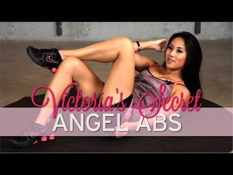 XHIT - How to Get Abs Like a Victoria's Secret Angel Model