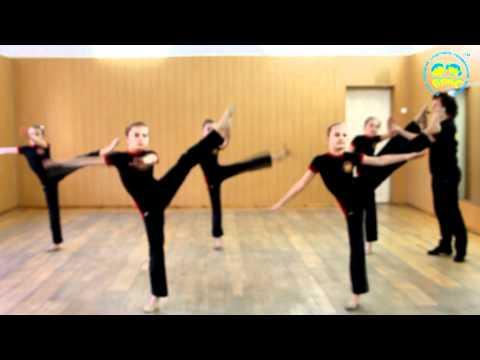 Уроки акробатики - видео