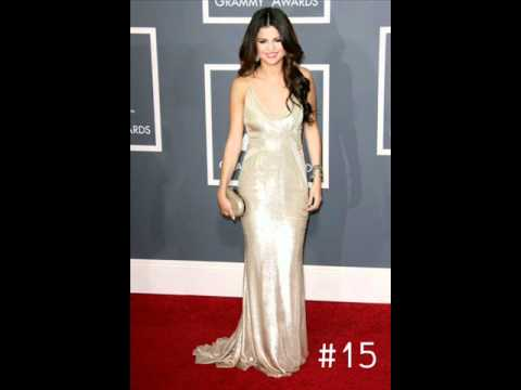 Selena Gomez- The Best Outfits on The Red Carpet thumbnail