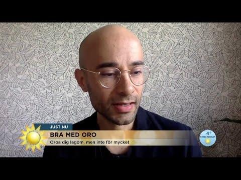 Psykologen - då är det bra att oroa sig - Nyhetsmorgon (TV4)