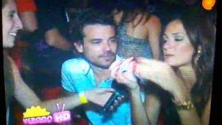 NOTA A PAULA CHAVES Y PEDRO ALFONSO EN VERANO HD- @andy_luck03