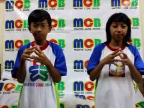 Senam Pintar Otak Brain Gym Mcb   By Ardhika Dan Izzah video