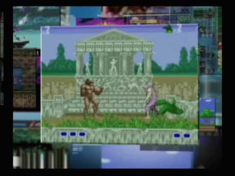 Altered Beast Game Over Classic Game Room Altered