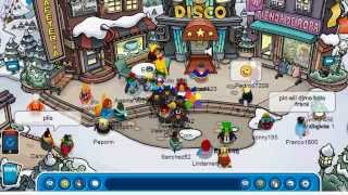 Club penguin Festival de Bloggers en vivo 2012