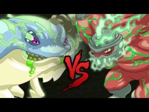 Miscrits Showdown #22: Blighted Kiloray vs. Blighted Flue
