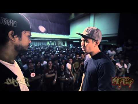 Fliptop - Asser Vs Spade video