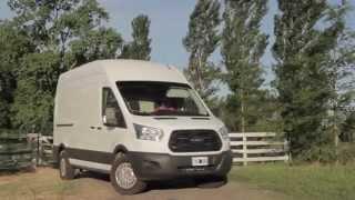 TN Autos con Matias Antico - Test Drive Ford Transit - BLOQUE 1 PROGRAMA 12