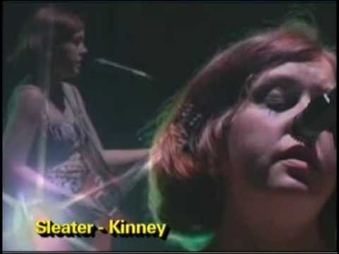 Sleater-kinney - Turn It On