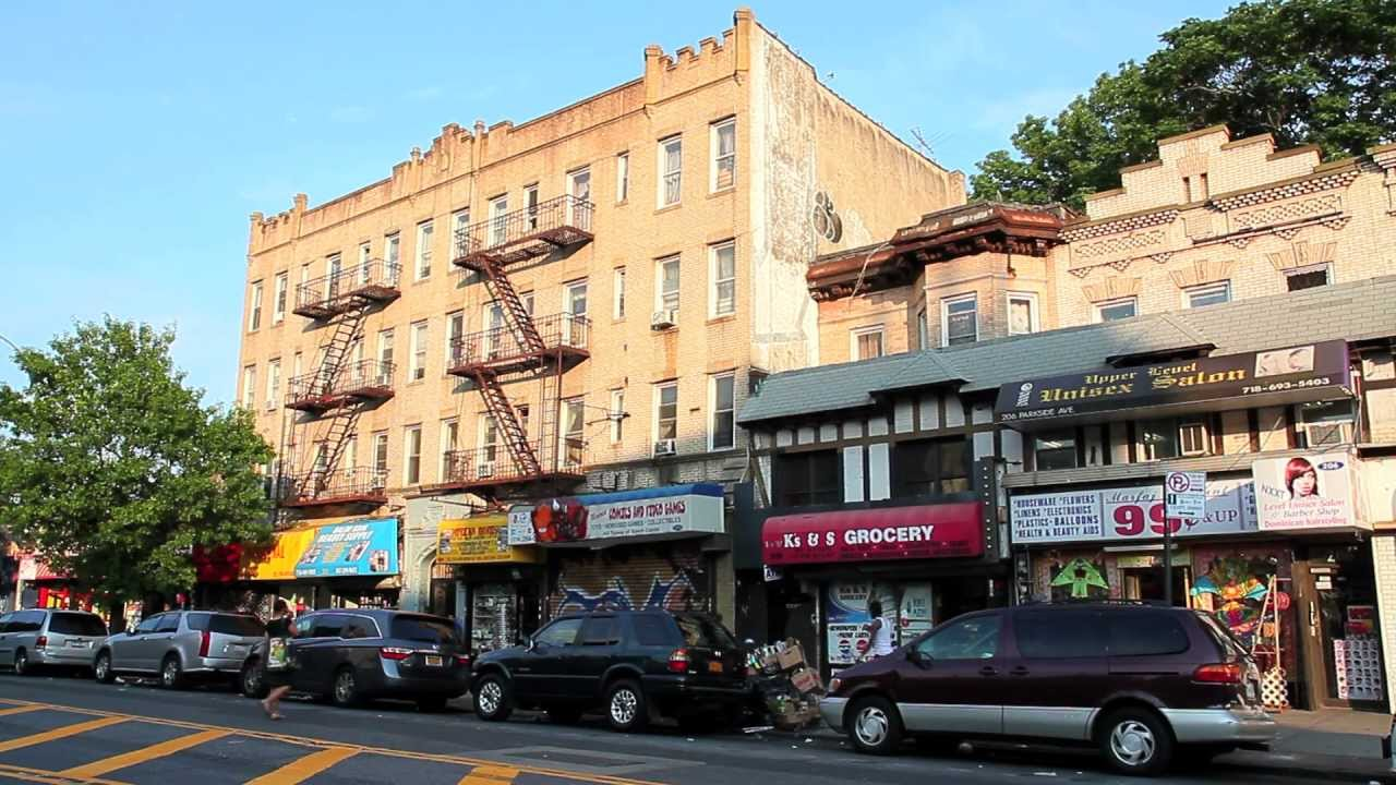 Muninyc Parkside Avenue Ocean Avenue Prospect Lefferts Gardens Brooklyn 11225 Youtube