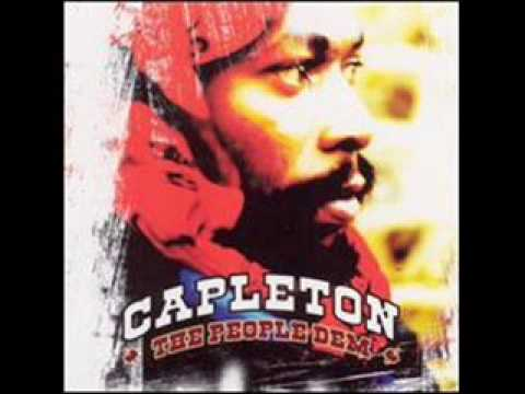 Capleton  - The People Dem -   Shes So Fine (Silk riddim)