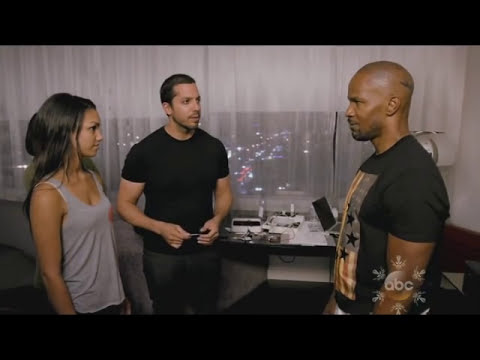 David Blaine Playing with the minds of Will Smith and family