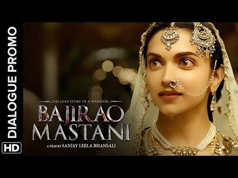 Mastani Deeply Loves Her Peshwa Warrior | Bajirao Mastani | Dialogue Promo
