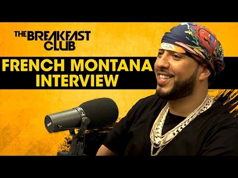 Cover Lagu French Montana Talks His Biggest Record Ever, Traveling To Africa & More