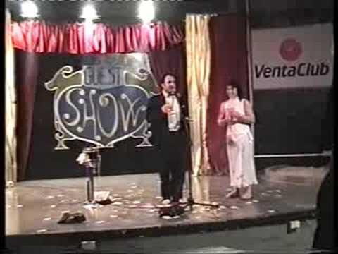 Deeray Television Amarcord - Mago Forrest @ Ventaclub Rannalhi Maldives Winter 2003 parte 2