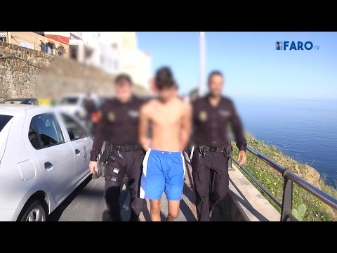 القبض على أربعة قاصرين متورطين في قتل شاب تطواني بسبتة