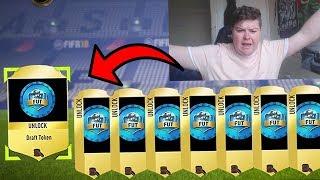 *OMG* FREE FUT DRAFT TOKEN GLITCH!! 😳⛔  UNLIMITED FUT DRAFTS!! (FIFA 18 Ultimate Team)
