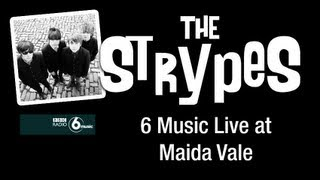 The Strypes - BBC Radio 6 Music Session - Live at Maida Vale Studios