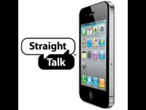 How to get straight talk on iPhone