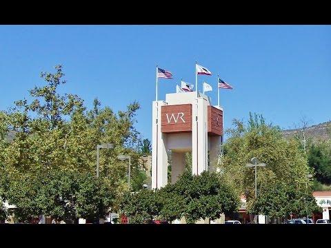 Wood Ranch Shopping Center, Simi Valley California