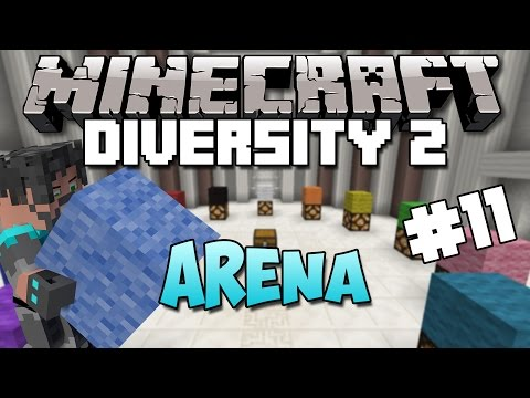 Minecraft : Diversity 2 - Ep. 11 - Welcome To The Arena! video
