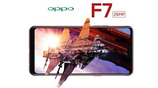 Oppo F7 is official - 6GB RAM smartphone