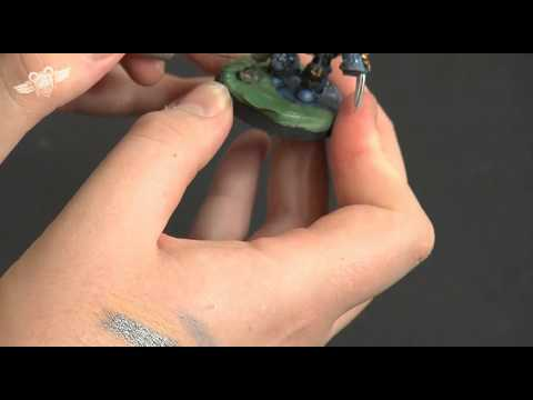 Painting a Space Wolf Terminator: Remastered... part 5 (Warhammer 40K Painting Tutorial)