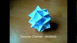 Origami Cuboctahedron