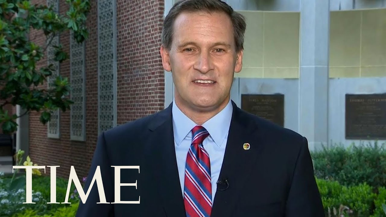 Charlottesville Mayor Michael Signer Speaks Out Against President Donald Trump's Silence  | TIME