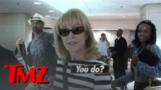 Barbara Eden Flashes the Goods -- I Dream of Jeannie