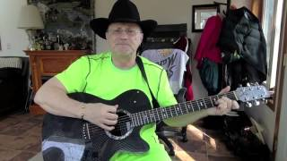 1505 -  All My Rowdy Friends Have Settled Down  - Hank Williams Jr cover with chords and lyrics