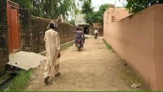 Pakistan india border zero  line village