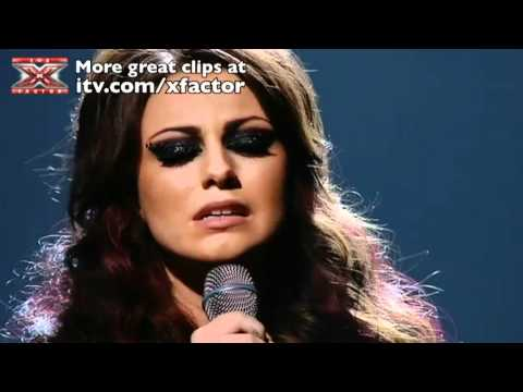 Cher Lloyd sings Stay - The X Factor Live show 4 - itv.com/xfactor Music Videos