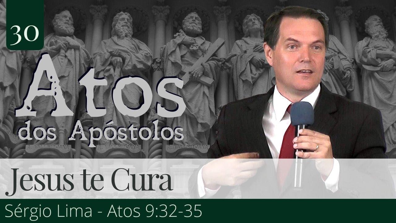 30. Jesus te Cura - Sérgio Lima