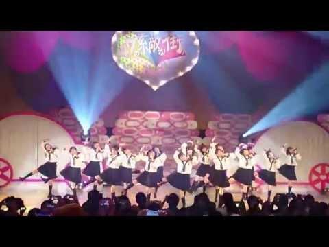 20151003 AKB48チーム8 全国ツアー@滋賀夜 挨拶から始めよう