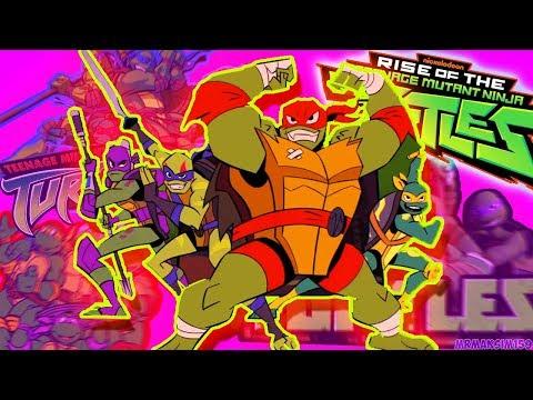 ТРЕЙЛЕР НОВЫХ ЧЕРЕПАШЕК НИНДЗЯ 2018 / ЭТО КОНЕЦ TMNT / Rise of The Teenage Mutant Ninja Turtles