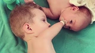 10 Sibling Stories That Will MELT YOUR HEART