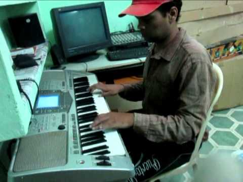 AISI DEEWANGI  ON PIANO FROM DEEWANA MOVIE