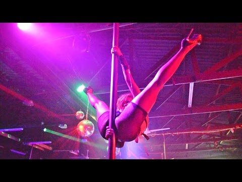 ZOEY STRIPS NAKED @ PRIVATE LOUNGE (BY SLIMDOGGZ ENTERTAINMENT) thumbnail