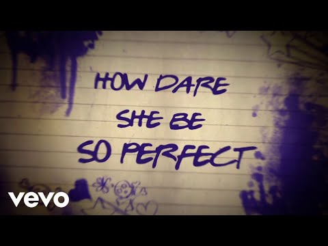 My Darkest Days - Perfect (Lyric Video)