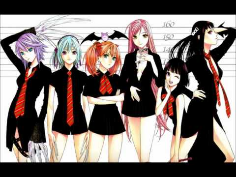 Nightcore - Monster High - Fright Song video