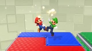 Súper Mario Party | Minigame [Forma Cubo]