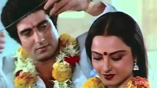 Humein Aur Jeene Ki   Agar Tum Na Hote songs   Rajesh Khanna   Rekha   Kishore Kumar   Lata
