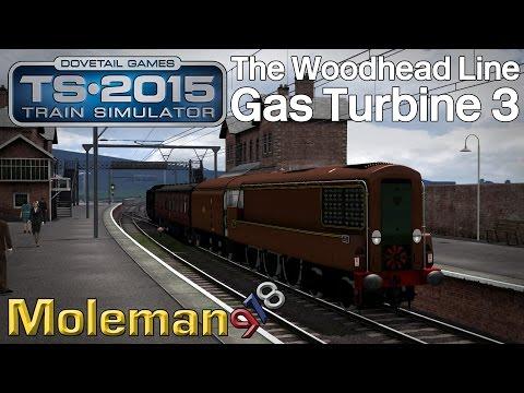 TS2015 | Gas Turbine 3 | The Woodhead Line