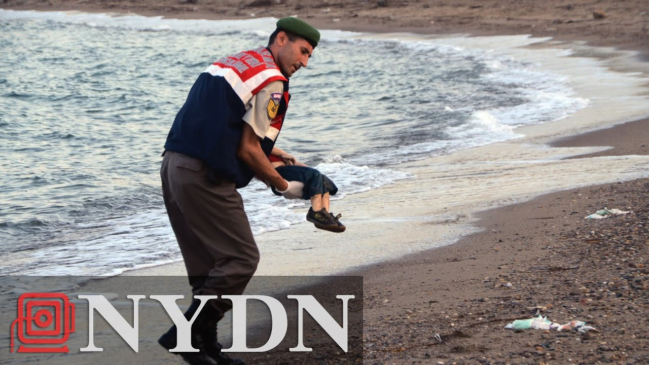 Body of Syrian toddler washes up on Turkish beach