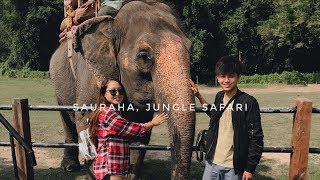 SAURAHA, JUNGLE SAFARI & WAY TO POKHARA
