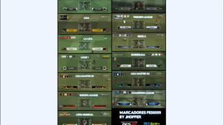 Marcadores para pes 6 ( Espn , Fox , etc. ) Descargar e Instalar